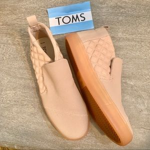 Toms Paxton Sneakers Size 7.5